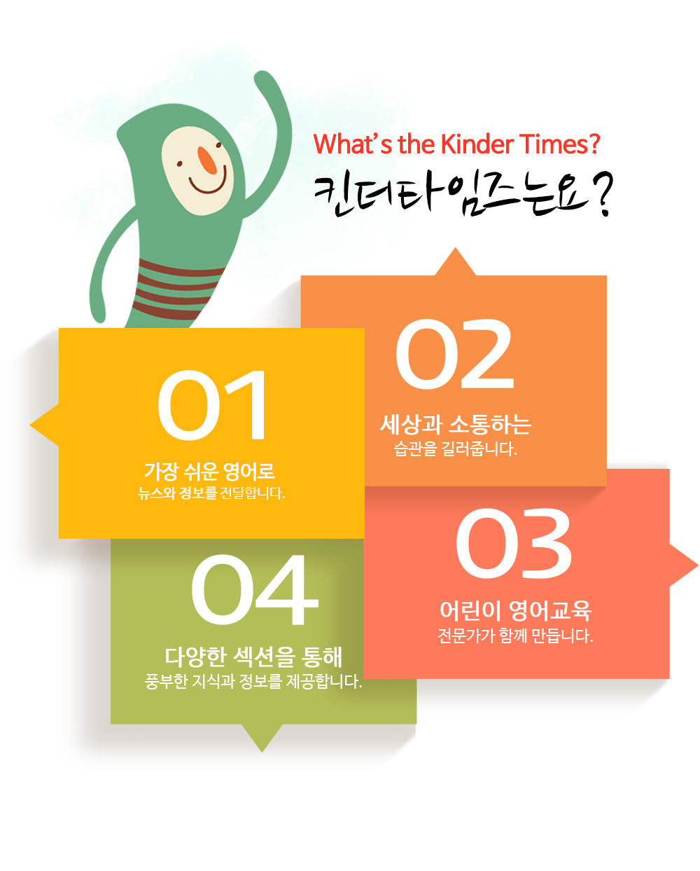 What`s the Kinder Times?